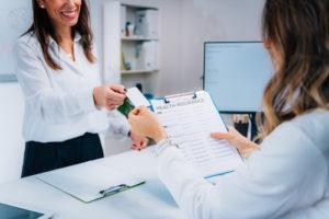 individual getting Cigna rehab insurance coverage